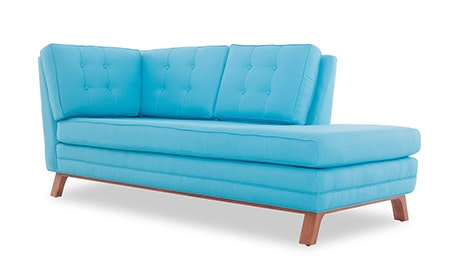 Eastwood Bumper Chaise