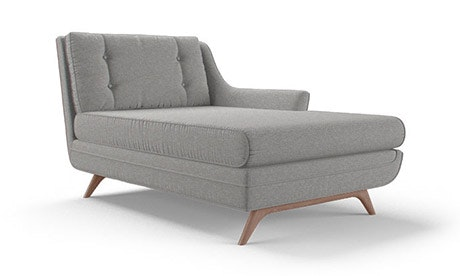 Eastwood Single Arm Chaise