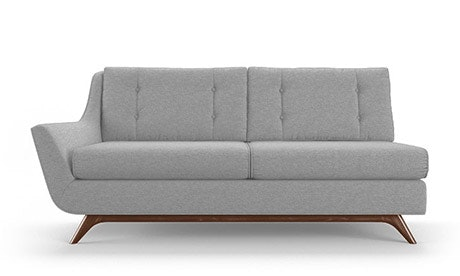 Eastwood Single Arm Loveseat