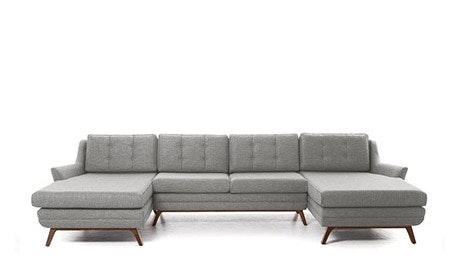 Eastwood U-Chaise Sectional
