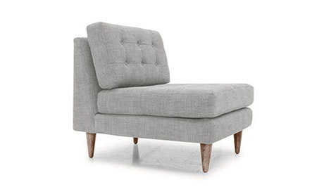 Eliot Armless Chair