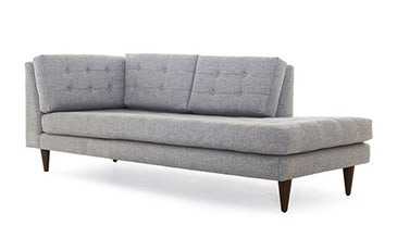 Eliot Bumper Chaise