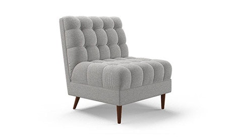 Fitzgerald Armless Chair