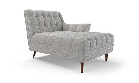 Fitzgerald Single Arm Chaise