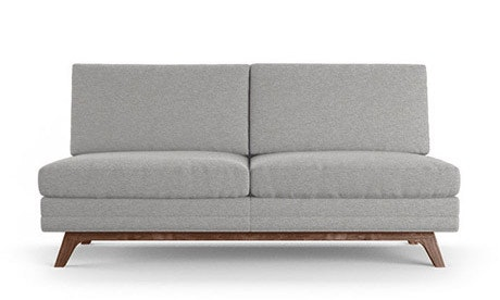 Calhoun Armless Loveseat