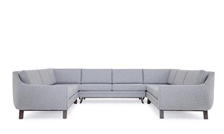 Calhoun U-Sofa Sectional