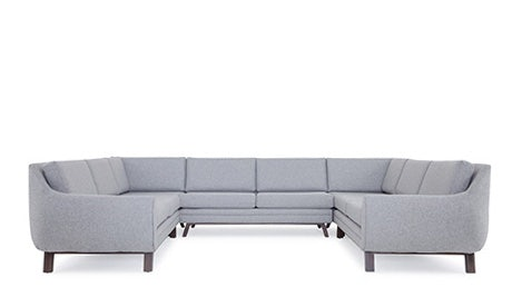 Calhoun U-Sofa Sectional