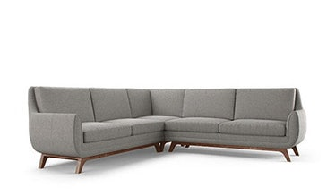 Calhoun Corner Sectional
