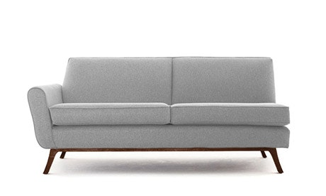 Hyland Single Arm Loveseat