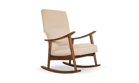 quick view keyser rocking chair
