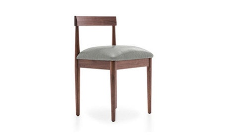 Toscano Leather Dining Chair