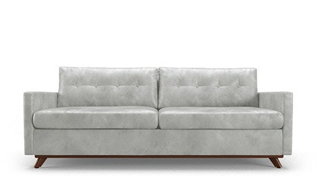 Hopson Leather Sleeper Sofa
