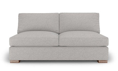 Anton Armless Loveseat