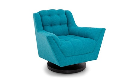 Fitzgerald Swivel Chair