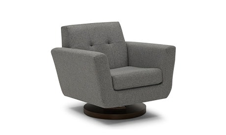 Hughes Swivel Chair