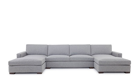 Anton U-Chaise Sectional