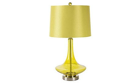 Ari (Yellow) Table Lamp