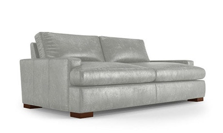 Anton Leather Daybed
