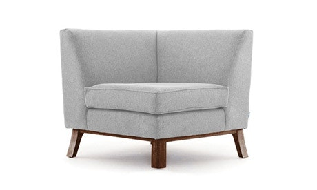 Hyland Corner Chair