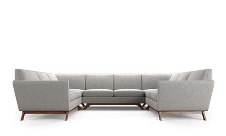 Hyland U-Sofa Sectional