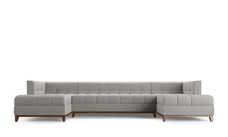 Stowe U-Chaise Sectional