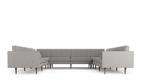 Braxton U-Sofa Sectional