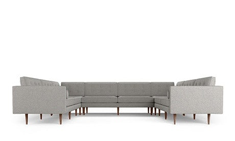 Braxton U-Sofa Sectional