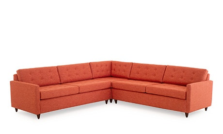 Eliot Corner Sectional Sleeper