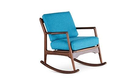 Mid Century Modern Rocking ChairsJoybird