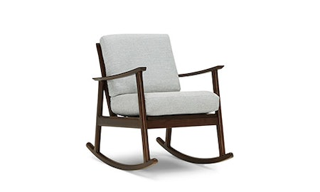 Amazing Modern Rocking Chairs Gliders Joybird Gmtry Best Dining Table And Chair Ideas Images Gmtryco