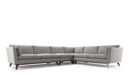 Roller L-Sectional