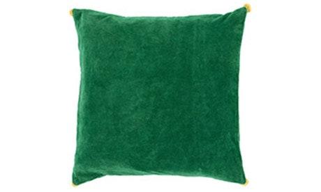 Lind (Green) Pillow