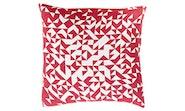Sash (Red) Pillow