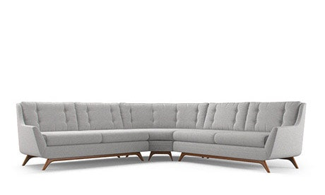 Eastwood Round Corner Sectional