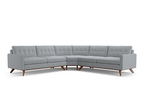 Hopson Round Corner Sectional