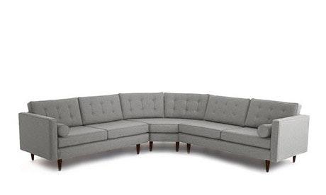 Braxton Sleeper Sofa Joybird