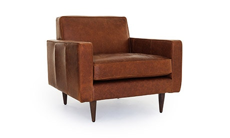 Niles Leather Chair
