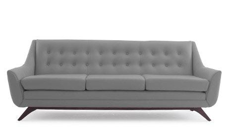 Aubrey Leather Sofa
