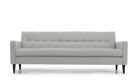 Korver Leather Sofa