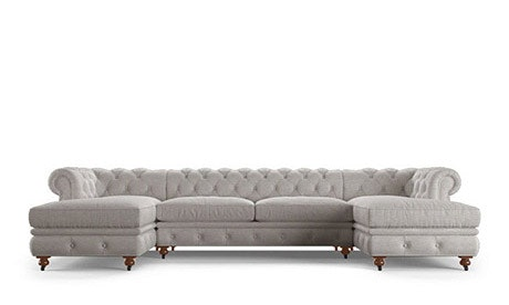 Liam U-Chaise Sectional