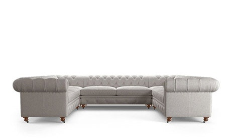 Liam U-Sofa Sectional
