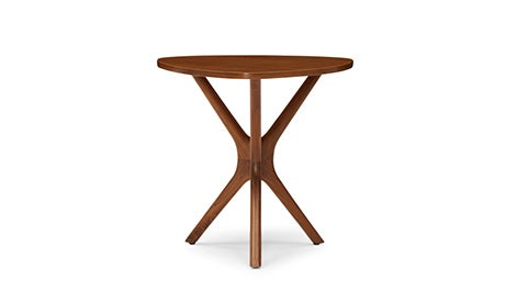 Tolson (Wood Top) End Table