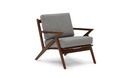 Mid Century Modern Chairs And Ottomans Joybird