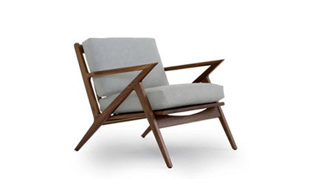 Soto Leather Apartment Chair