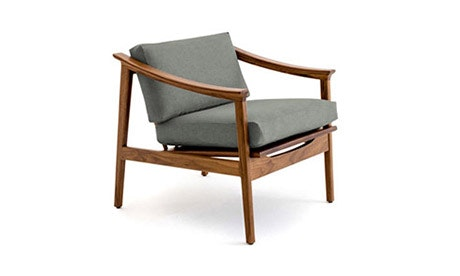 Bradshaw Leather Chair