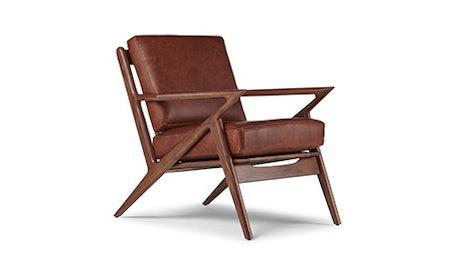 Strange Mid Century Modern Chairs Joybird Gamerscity Chair Design For Home Gamerscityorg