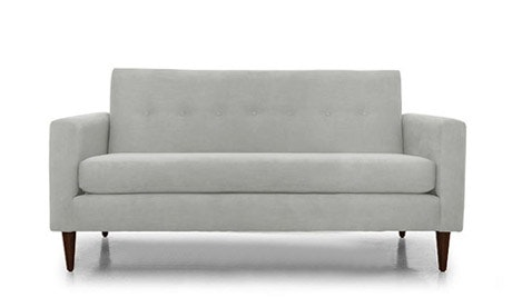 Korver Leather Apartment Sofa