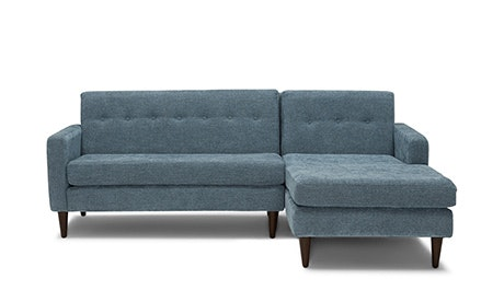 Shop For Apartment Size Sectional Sofas | Joybird