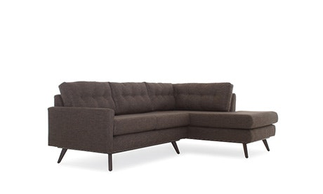 Small Space Sectionals   Modern Small Scale Sectionals | Joybird