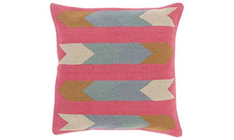 Leah (Pink) Pillow